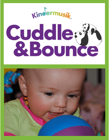 Music Classes For Babies - Kindermusik Cuddle & Bounce