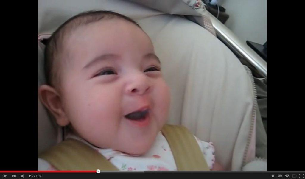 baby singing video