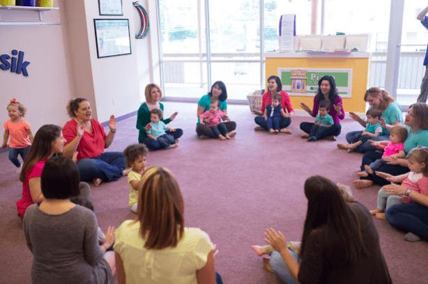Kindermusik Class Toddler