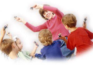 Music and Movement at Kindermusik