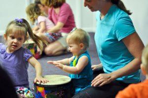 Kindermusik Class - Music & Learning