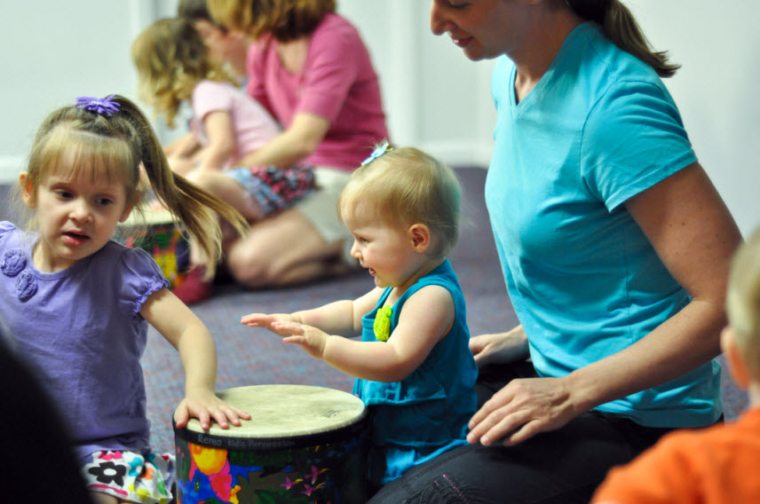 Kindermusik Class - Music & Learning