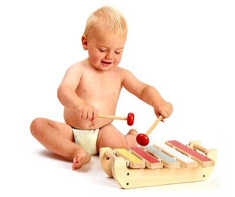 Music Benefits Early Childhood Development