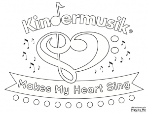 #KindermusikMovesMe Coloring Sheet