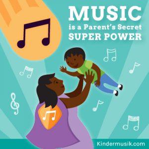 Music is a parents secret super power