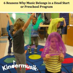 6 reasons music belongs in a Head Start or preschool program