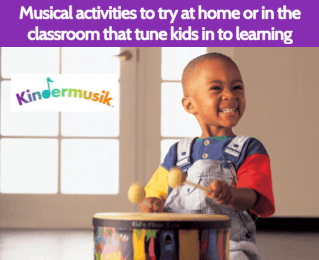 Music Activities For Home And School