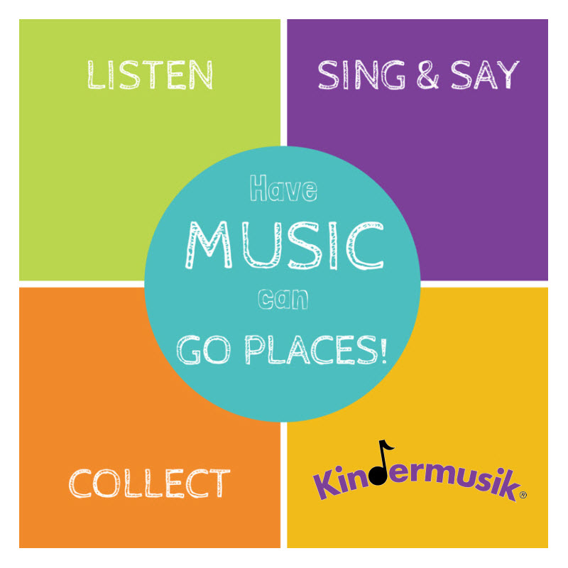 Listen - Sing & Say - Collect - Music Around the World for Kids