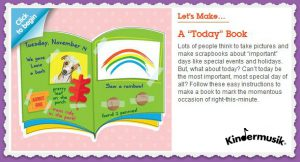 Make a Today Book