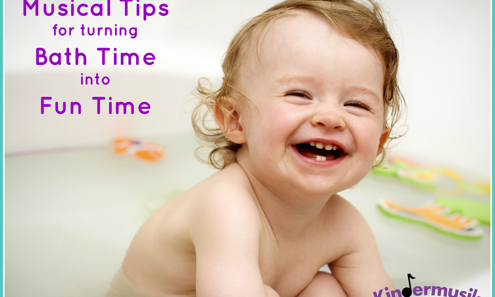 Bath Time Songs for Kids