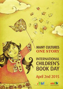 International Children's Book Day Logo