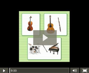 Kindermusik@Home Listening Game