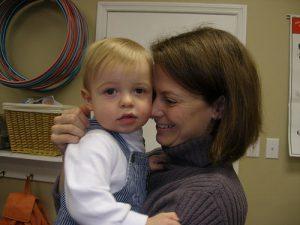 Thomas S and mom