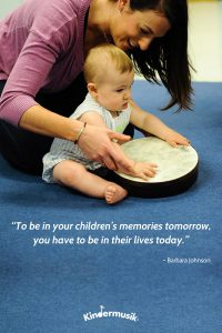 Kindermusik memory quote