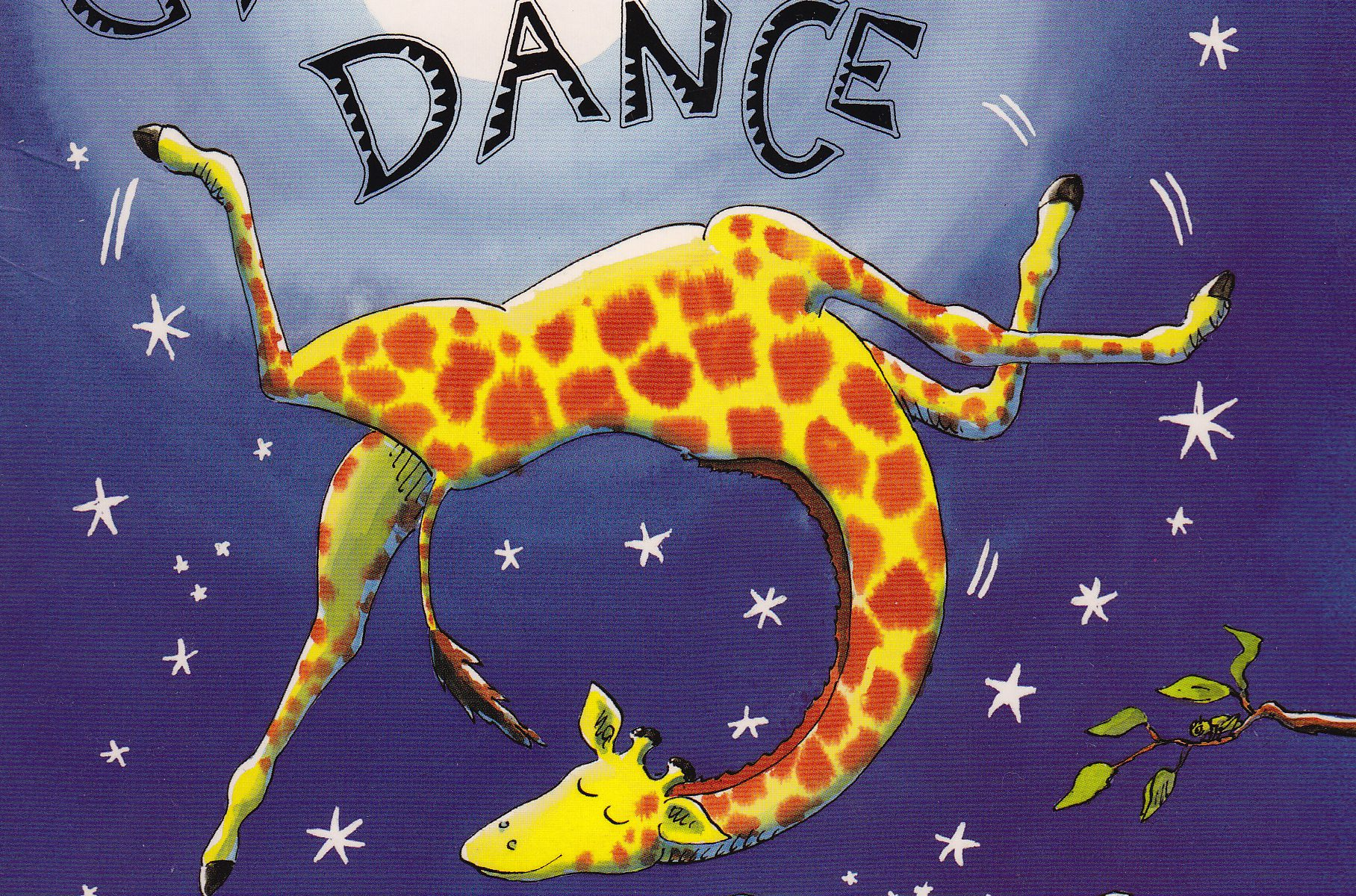 Book Review Giraffes Cant Dance Kindermusik