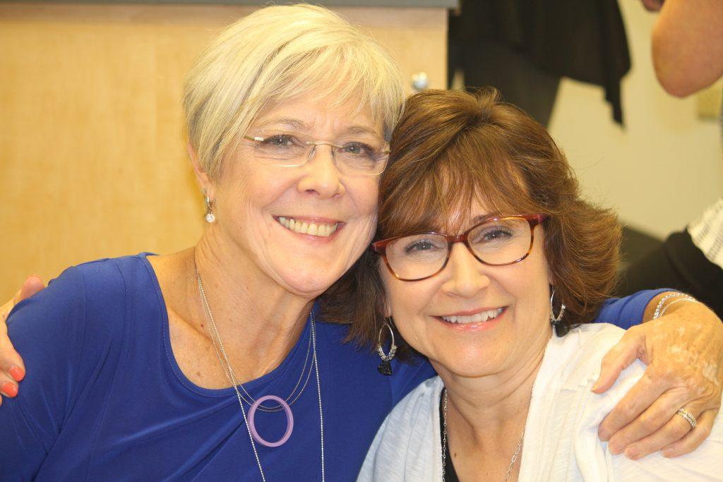 Carol Penney & Julee Kowalis