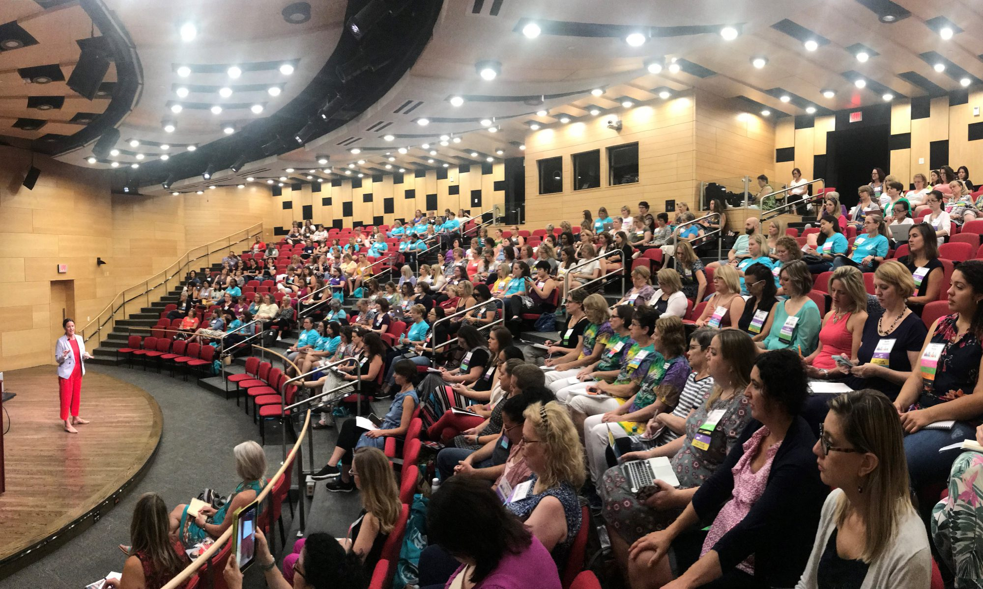Kindermusik Educators at 2018 Conference