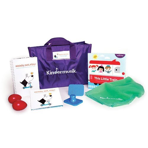 Kindermusik - Ready, Set, Play!