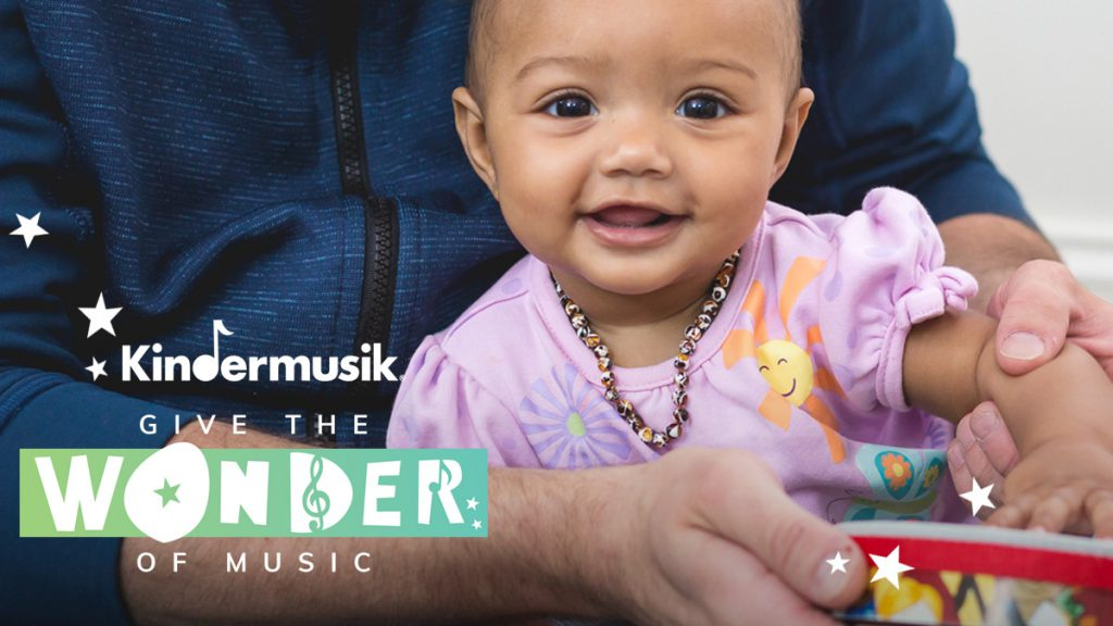 Kindermusik - Give the wonder of music - simple toys