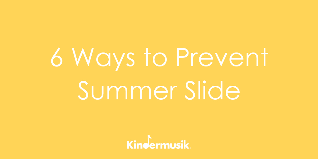 6 Ways to Prevent Summer Slide