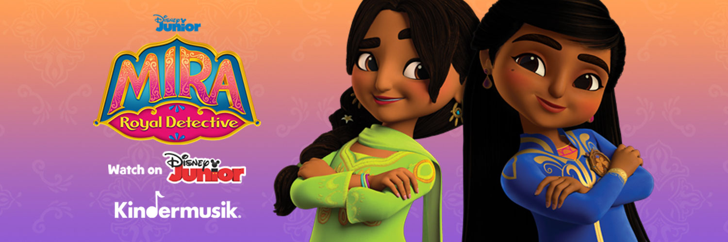 Kindermusik has partnered with Disney Junior to create a special music and movement class featuring the series Mira, Royal Detective! Get all the details and save your spot.