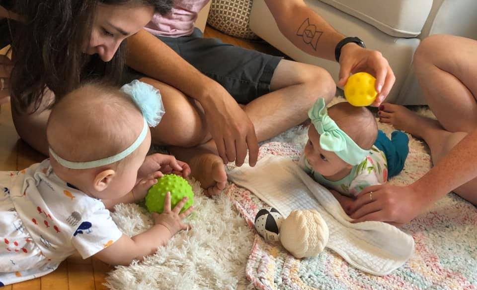 Why is newborn bonding important and when does it happen?