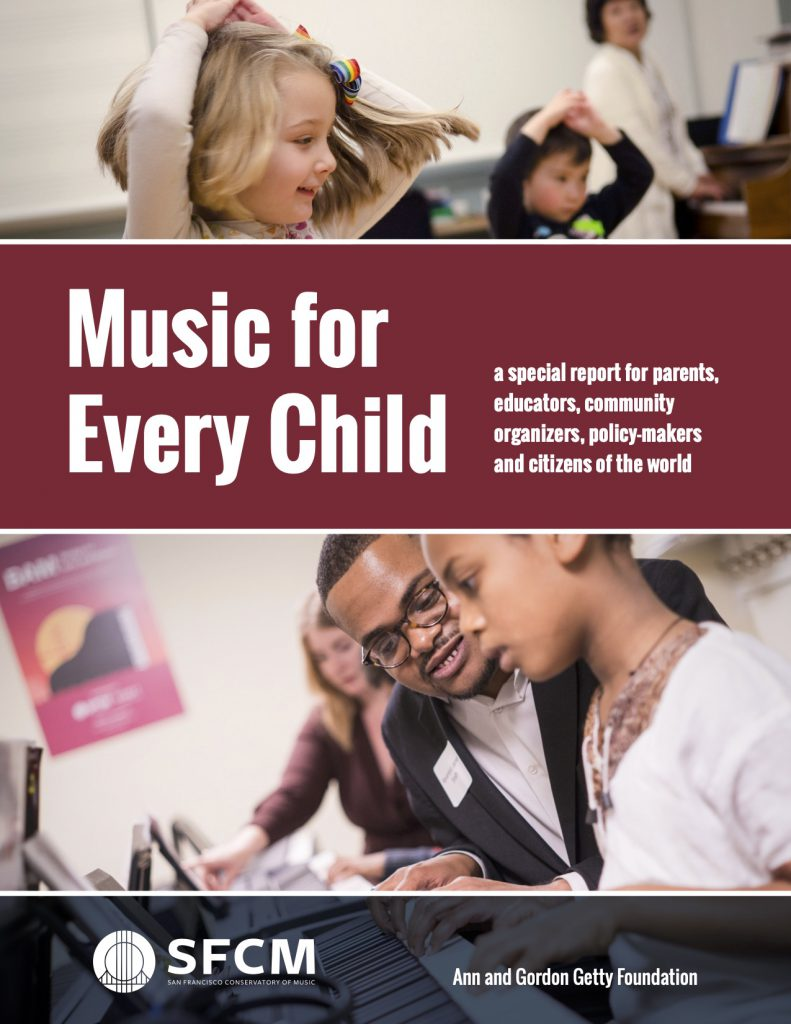 Music for Every Child - Research Proves Music In Schools Is Essential